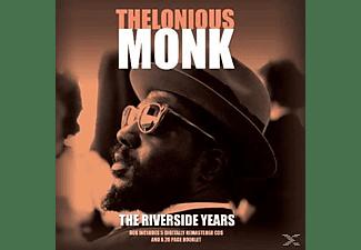 Thelonious Monk - Riverside Years  - (CD)
