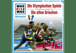 - WAS IST WAS: Die Olympische Spiele / Die alten Griechen  - (CD)