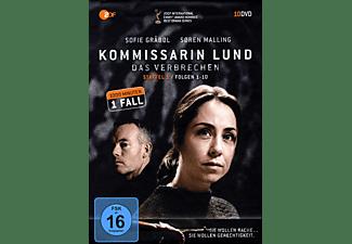 Kommissarin Lund - Das Verbrechen - Staffel 1 DVD