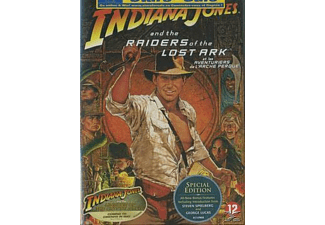 Indiana Jones And The Raiders Of The Lost Ark | DVD