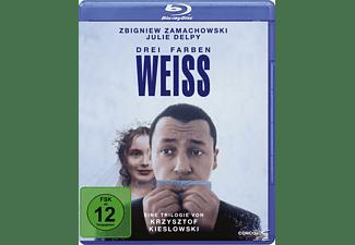 Drei Farben - Weiss Blu-ray