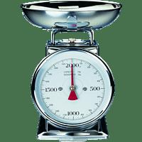 GASTROBACK 30102 Classic Küchenwaage (Max. Tragkraft: 2 kg, Standwaage)