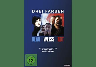 Drei Farben - Trilogie DVD-Box DVD