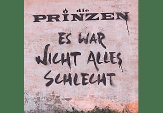 Die Prinzen - ES WAR NICHT ALLES SCHLECHT  - (CD)