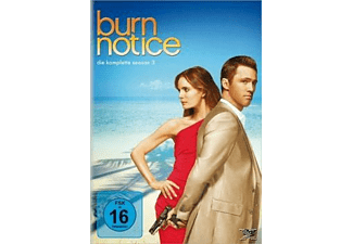 Burn Notice - Staffel 3 DVD
