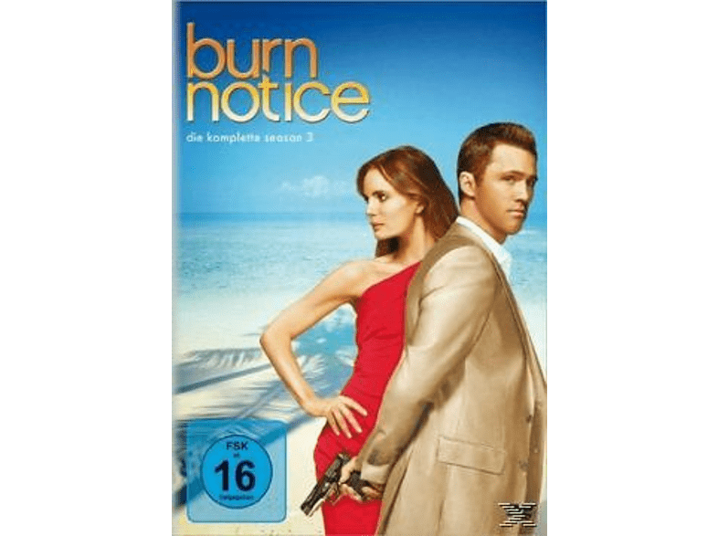Burn Notice - Staffel 3 [DVD]