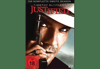 Justified - Staffel 2 DVD