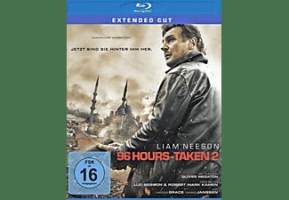 96 Hours - Taken 2 (Extended Cut) Blu-ray