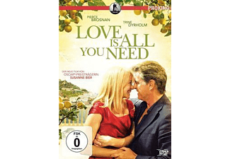 Love is all you need DVD