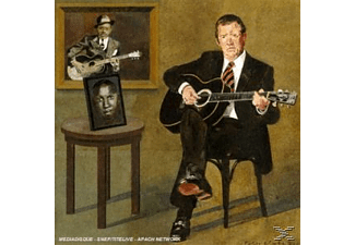 Eric Clapton - Me And Mr.Johnson  - (CD)