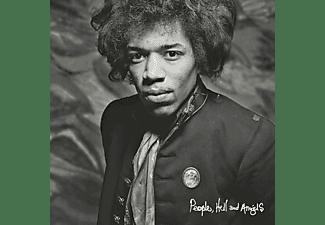 Jimi Hendrix - PEOPLE,HELL & ANGELS  - (CD)