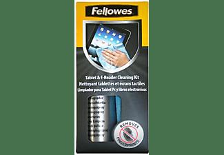 Kit limpieza - Fellowes, spray de 120ml para pantallas PC, tablet y EBook