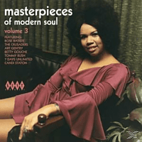 VARIOUS - Masterpieces Of Modern Soul Vol.3 [CD]
