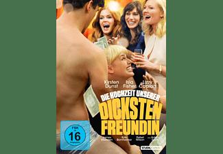 Die Hochzeit unserer dicksten Freundin DVD