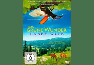DAS GRÜNE WUNDER - UNSER WALD DVD