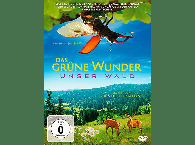 DAS GRÜNE WUNDER - UNSER WALD [DVD]