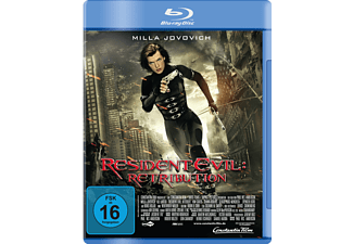 Resident Evil - Retribution [Blu-ray]