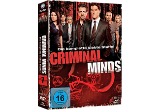 Criminal Minds - Staffel 7 DVD