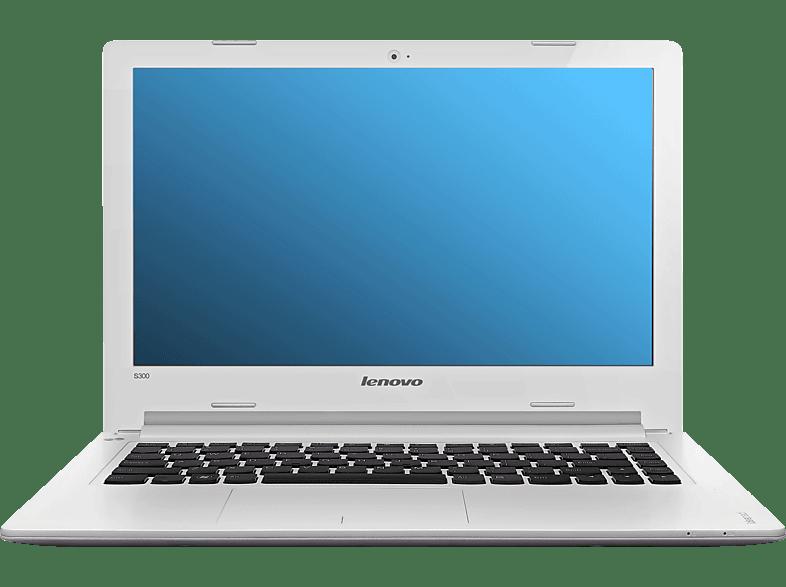 LENOVO IdeaPad® S300 MA19EGE, Notebook mit 13.3 Zoll Display, Core™ i5 Prozessor, 4 GB RAM, 500 GB HDD, Intel, Rosa