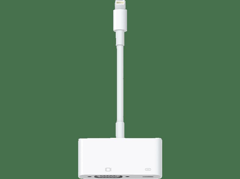 APPLE Adaptateur Lightning vers VGA (MD825ZM/A)