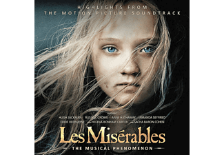 O.S.T. - Les Miserables [CD]