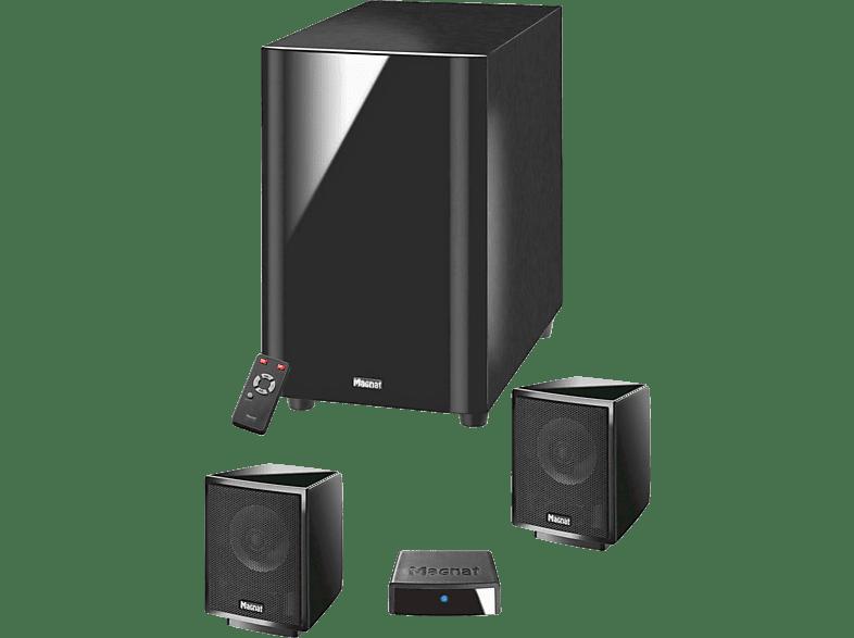 MAGNAT Multimedia Digital 2100 2.1 Heimkino-System (Schwarz)