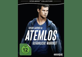 Atemlos - Gefährliche Wahrheit (Steelbook Edition) Blu-ray