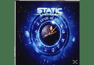Static Movement - Circle Of Life  - (CD)