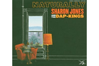 Sharon & The Dap-kings Jones - Naturally [CD]