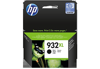 HP 932XL Inktcartridge Zwart