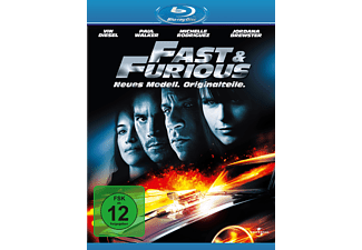 Furious: Neues Modell. Originalteile. Blu-ray