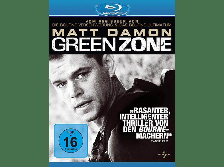 Green Zone [Blu-ray]