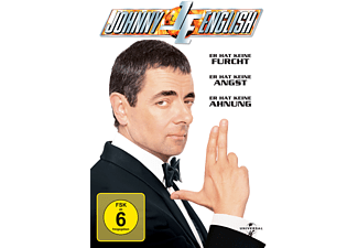 Johnny English DVD