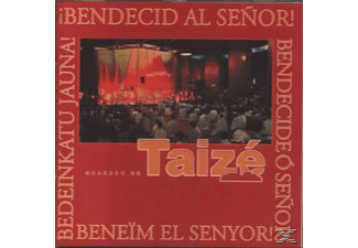 Taize, Joseph Gelineau - BENDECID AL SENOR  - (CD)