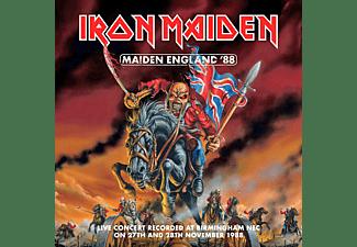 Iron Maiden - Maiden England '88 [CD]