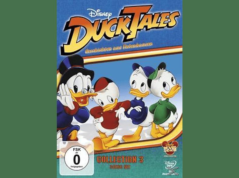 Ducktales - Geschichten aus Entenhausen (Collection 3) [DVD]