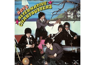 The Boys - Alternative Chartbusters (Deluxe Ed)  - (CD)