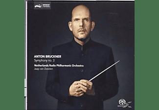 Netherlands Radio Philharmonic Orchestra, Jaap Van Zweden - Symphony No. 3  - (SACD Hybrid)