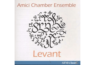 Amici Chamber Ensemble - Levant - (CD)