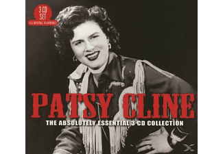 Patsy Cline - The Absolutely Essential 3CD Collection  - (CD)