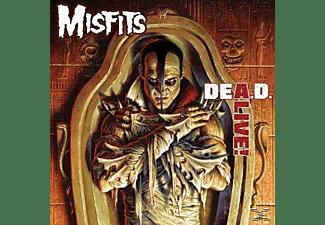 Misfits - De A.D.Alive  - (CD)