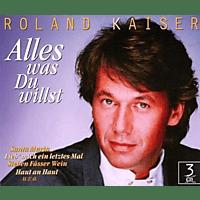 Roland Kaiser - Alles Was Du Willst (3 Cd Box) [CD]