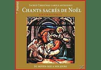 Ensembles Et Chorales De France - Chants Sacres De Noël  - (CD)