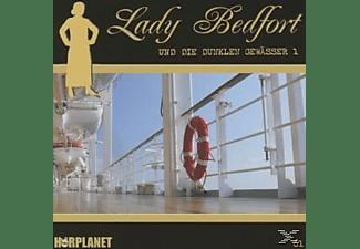 Lady Bedfort 61: Die dunklen Gewässer - Teil 1  - (CD)