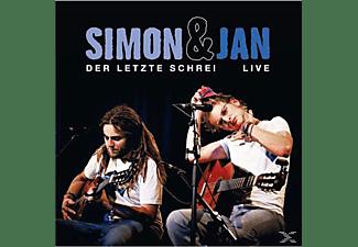 Simon, Jan - Der Letzte Schrei - Live  - (CD)