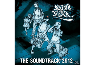 VARIOUS - Battle Of The Year - The Soundtrack 2012  - (CD)