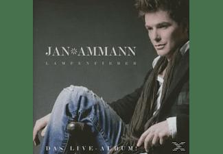 Jan Ammann - Lampenfieber: Das Live-Album  - (CD)