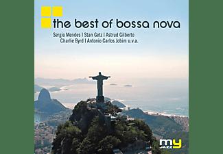 VARIOUS - The Best Of Bossa Nova (My Jazz)  - (CD)