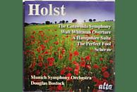 Die Münchner Symphoniker - Cotswold Symphony/Hampshire Suite [CD]