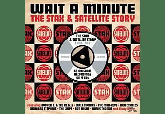 VARIOUS - Stax & Satellite Story  - (CD)